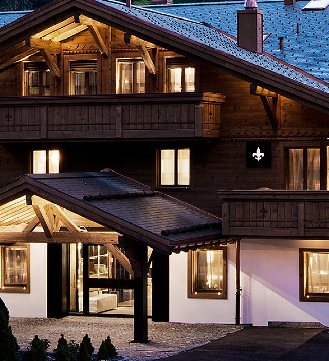 Hotel Ultima Gstaad  banner 1